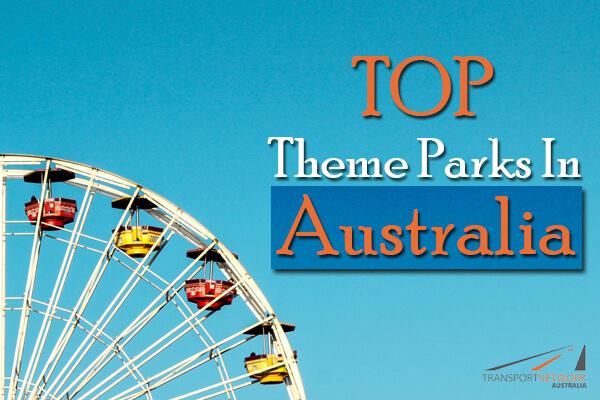 Top Theme Parks In Australia