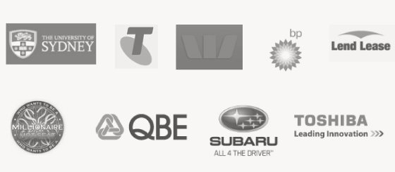 Our Customer logos