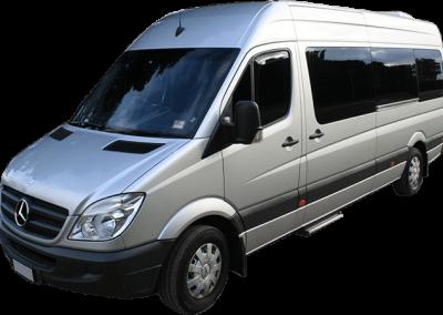 14 – 16 Seat Luxury Minibus