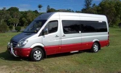 14 Passenger Seat Luxury Mini Coach