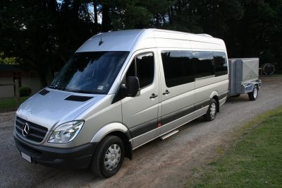 16 Passenger Seat Luxury Mini Bus (VIC)