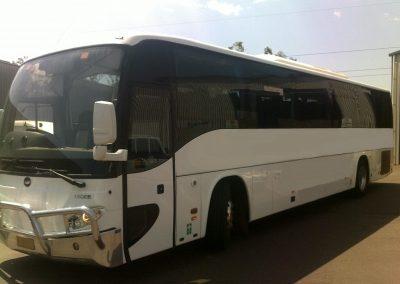53 Passenger Seat Luxury Coach