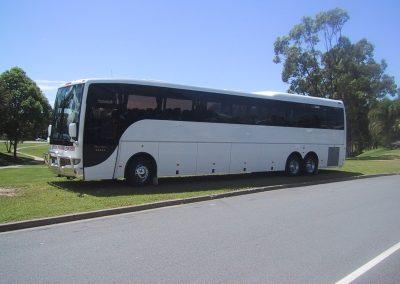 57 Passenger Seat Luxury Coach
