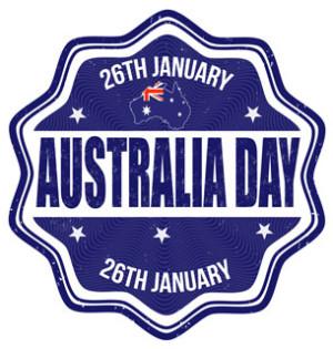 26th January Australia Day