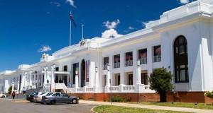 australian old parliamentary house