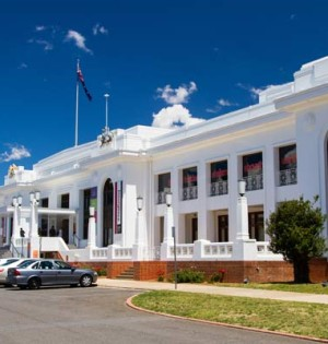 australian old parliamentary house