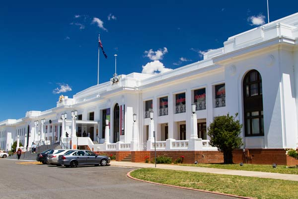 11 Interesting Facts About The Australian Old Parliament House