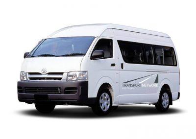 11 – 13 Seat Standard Minibus