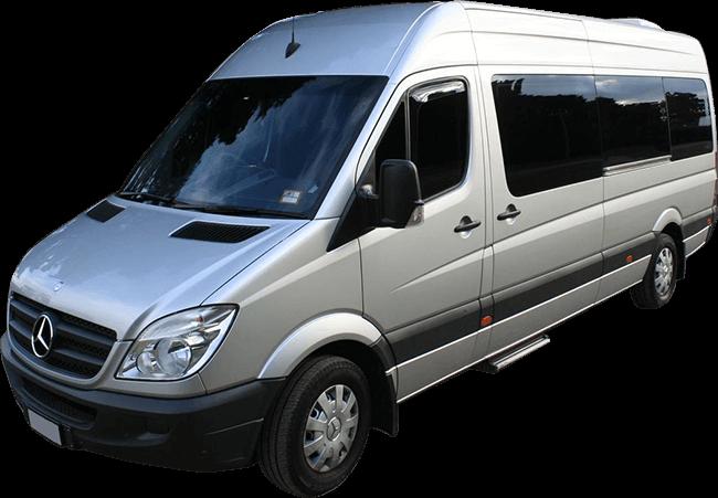 14 - 16 Seat Luxury Minibus