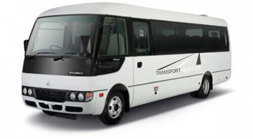 24 Passenger Seat Standard Mini Bus