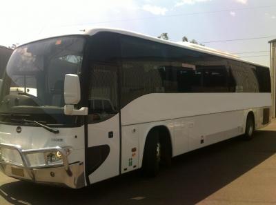 53 Seat Passenger Luxury Coach