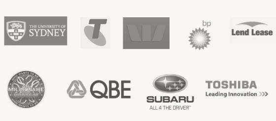 Our Customer logos