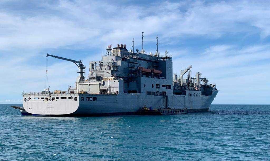 ship transfer